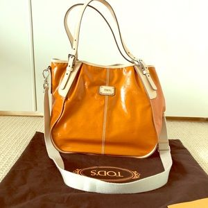 Pristine Tods Shopping Tote -Sacca G